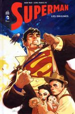 Couverture Superman : Les Origines