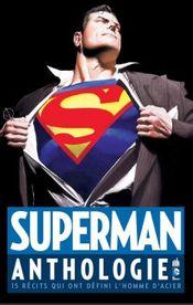 Couverture Superman Anthologie