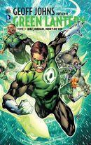 Couverture Hal Jordan, Mort ou Vif - Geoff Johns présente Green Lantern, tome 3