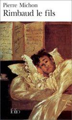 Couverture Rimbaud le fils