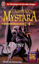 Couverture Le Prince - Le Roi-Dragon de Mystara, tome 1
