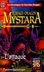 Couverture L'Attaque - Le Mage-Dragon de Mystara, tome 1