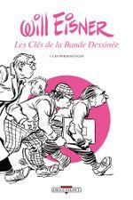 Couverture Les Clés de la Bande Dessinée, Tome 3 : Les personnages