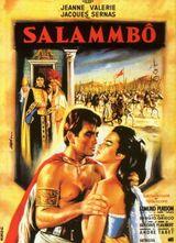 Affiche Salammbô