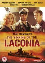 Affiche Le naufrage du Laconia