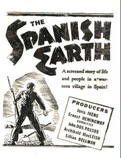 Affiche Terre d'Espagne