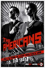 Affiche The Americans (2013)