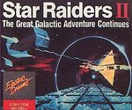 Jaquette Star Raiders II