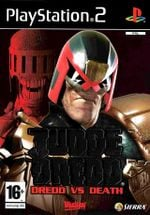 Jaquette Judge Dredd : Dredd vs. Death