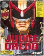 Jaquette Judge Dredd