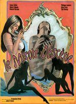 Affiche Le miroir obscène