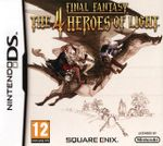 Jaquette Final Fantasy: The 4 Heroes of Light