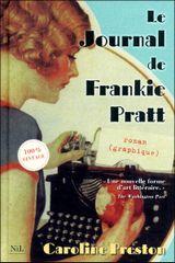 Couverture Le journal de Frankie Pratt