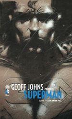 Couverture Le Dernier Fils - Geoff Johns présente Superman, tome 1