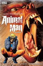 Couverture The Animal Man Omnibus