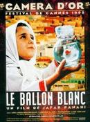Affiche Le Ballon blanc