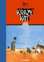 Couverture 1924-1929 - Krazy Kat, tome 1