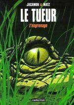 Couverture L'Engrenage - Le Tueur, tome 2