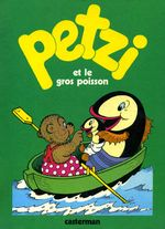 Couverture Petzi et le gros poisson - Petzi (première série), hors-série 2