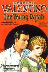 Affiche The young rajah