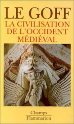 Couverture La civilisation de l'Occident médieval