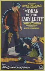 Affiche The moran of the lady letty