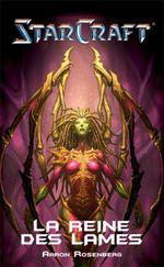Couverture La Reine des lames - StarCraft, tome 4