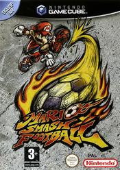 Jaquette Mario Smash Football