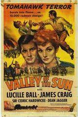 Affiche La vallée du soleil