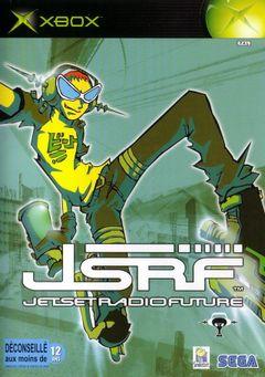Jaquette Jet Set Radio Future