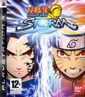 Jaquette Naruto : Ultimate Ninja Storm
