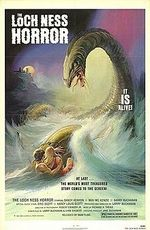 Affiche The Loch Ness Horror