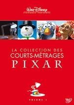 Affiche La collection des courts-métrages Pixar - Volume 1