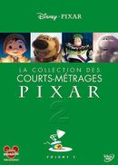 Affiche Collection des courts-métrages Pixar - Volume 2