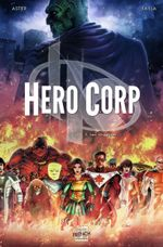 Couverture Les Origines - Hero Corp, tome 1