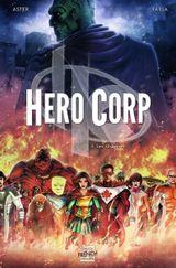 Couverture Les Origines - Hero Corp, tome 1