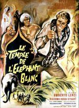 Affiche Le temple de l'éléphant blanc