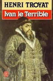 Couverture Ivan le terrible