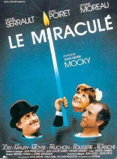 Affiche Le Miraculé