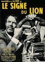 Affiche Le Signe du lion