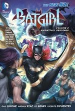 Couverture Knightfall Descends - Batgirl, tome 2