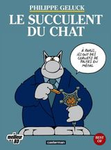 Couverture Le Succulent du Chat (best of)