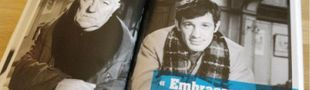 Cover Les grandes gueules du cinéma français : Gabin, Ventura, Belmondo et Delon