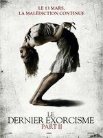 Affiche Le Dernier Exorcisme : Part II
