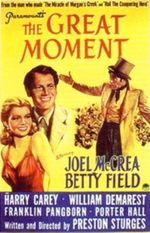 Affiche The great moment
