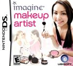 Jaquette Imagine Makeup Artist