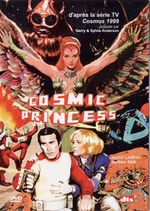 Affiche Cosmic Princess