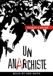 Couverture Un anarchiste