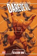Couverture Daredevil : Season One