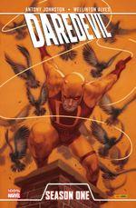 Couverture Daredevil : Season One